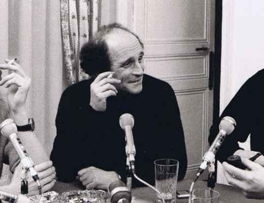 Brassens Ferré Brel Paris 6 janvier 1969
