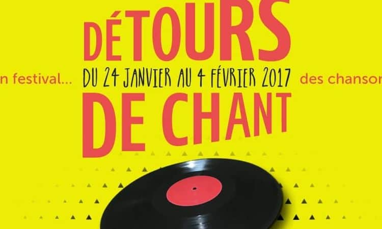 Programmation Festival Détours de Chant 2017 Toulouse