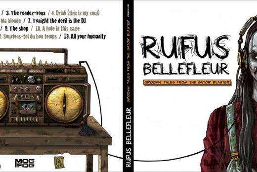 Critique Groovin Tales from the Gator Blaster Rufus Bellefleur 2011