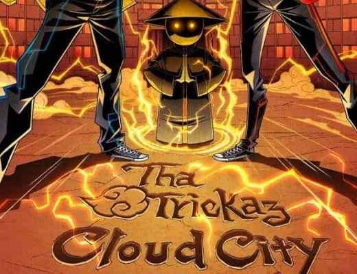 Critique Tha Trickaz Cloud city 2017
