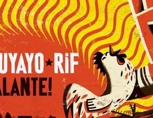 Critique Muyayo Rif palante 2012