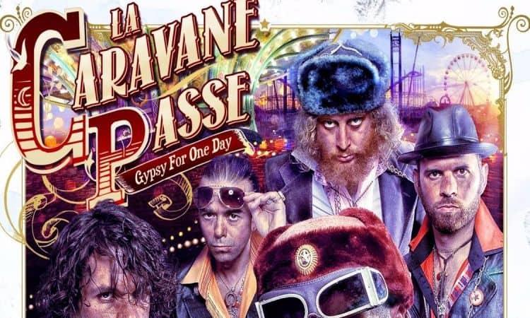 La Caravane Passe Gypsy for one day 2012