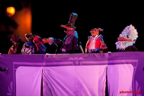 Puppetmastaz Escales du Cargo 2012