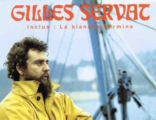 Gilles Servat La Blanche Hermine 1970