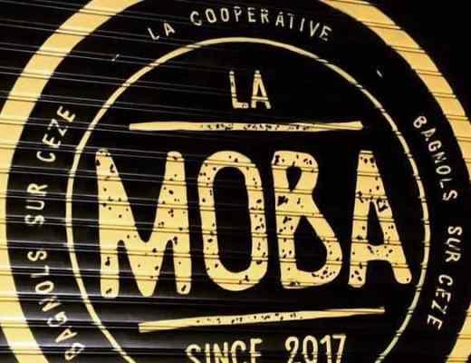 Ouverture La Moba Bagnols sur Cèze 28 avril 2017