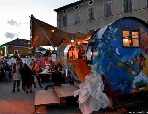 Bizz'Art Nomade - Festival Kaz Kabar Joyeuse (07) 16/04