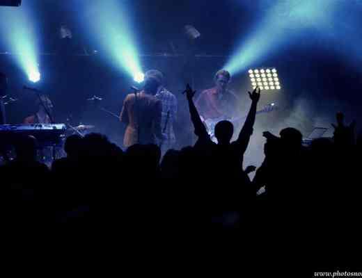 La Fanfare Couche Tard - Soirée d'ouverture de La MOBA à Bagnols-sur-Cèze (30) Photos Nomades