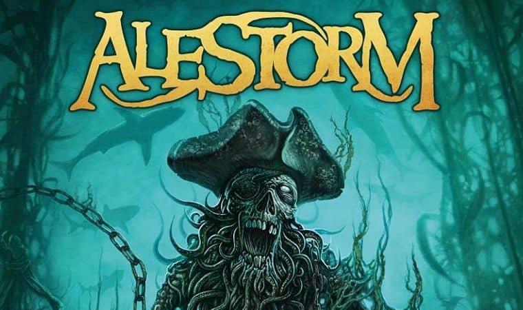 Critique Alestorm No grave but the sea 2017