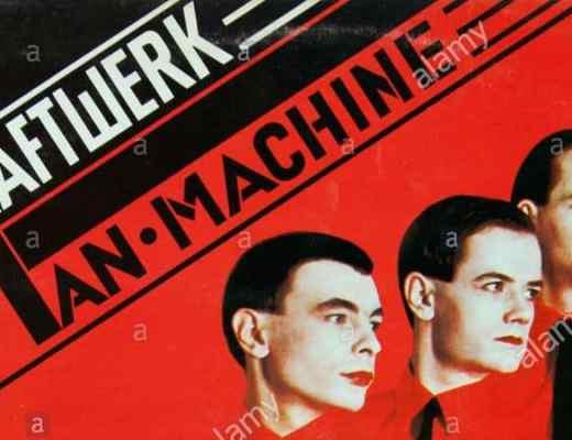 Kraftwerk the robots clip