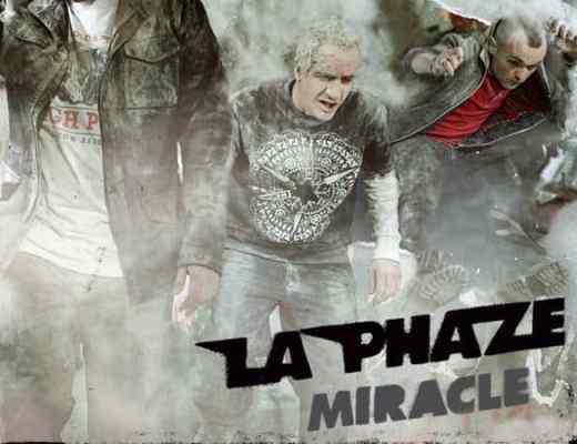 La Phaze Miracle album 2008