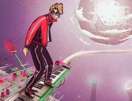 Critique Musical spaceship Bisou 14 février 2018