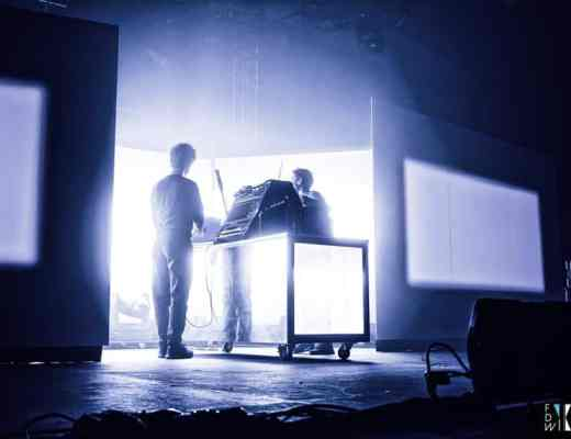 The Blaze - I Love Techno Europe - 2017 - Montpellier - Fidiwik