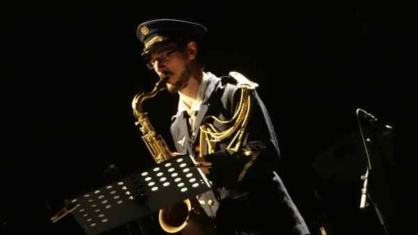 Monsieur saxophone