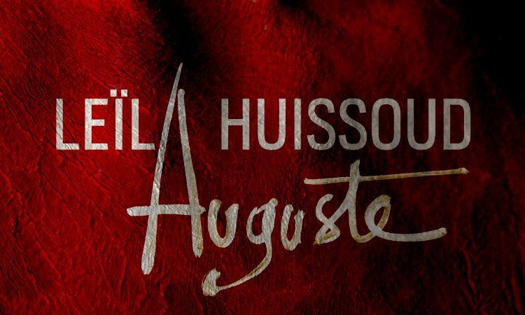 Leila Huissoud auguste album 2018