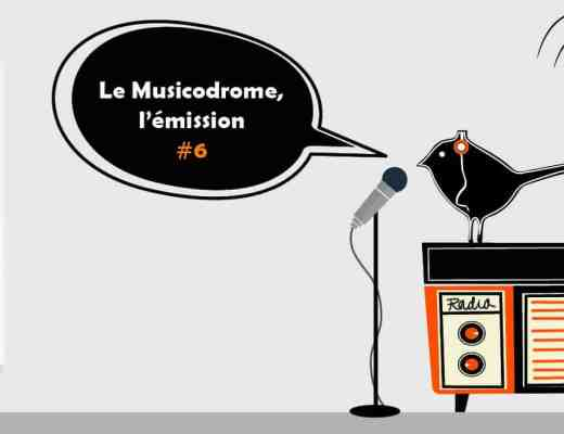 podcast émission musique alternative francophone