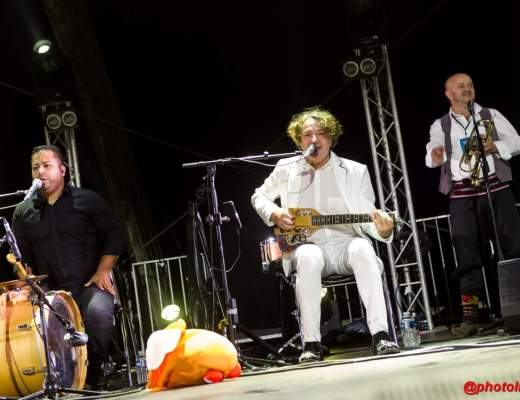 Goran Bregovic Crussol Festival 2019 Saint Péray Photolive30