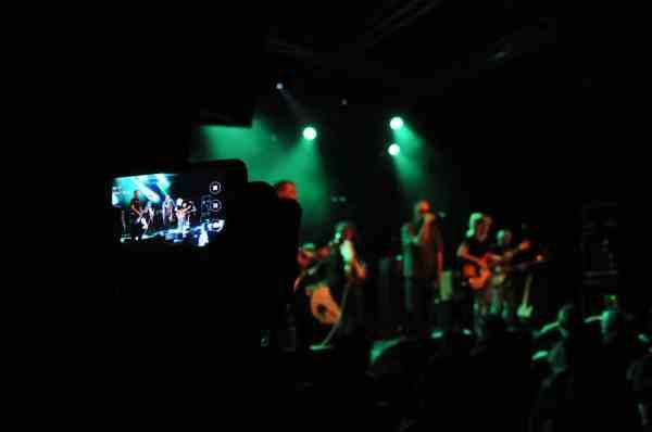 photos les vierges concert nimes 2020