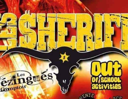 concert les sheriff gard 7 mars 2020