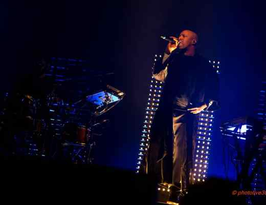 photos oxmo puccino concert nimes 2020