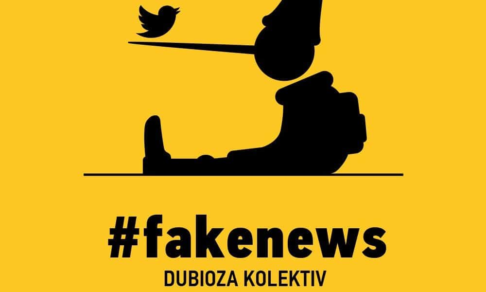 dubioza kolektiv fake news 2020