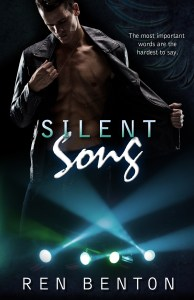 Cover of Silent Song by Ren Benton
