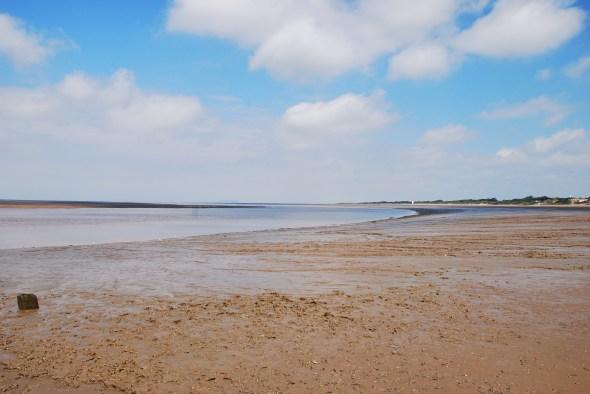 Beach, England