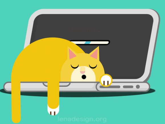 CSS Cat Animation