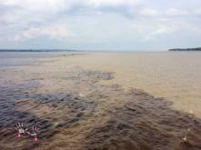 Rio Negro meets Amazon