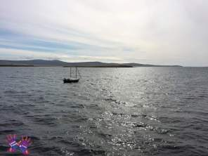 Stromness, ferry to Thurso
