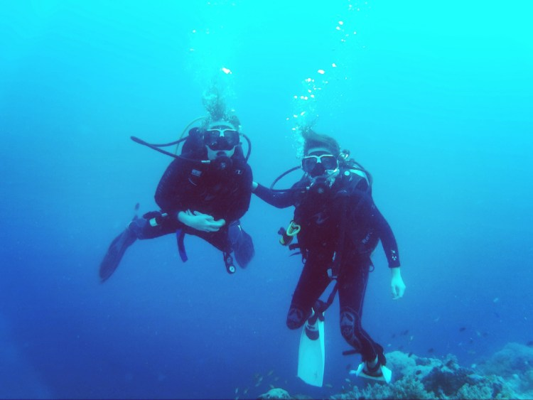Budget Diving is not as difficult as you think