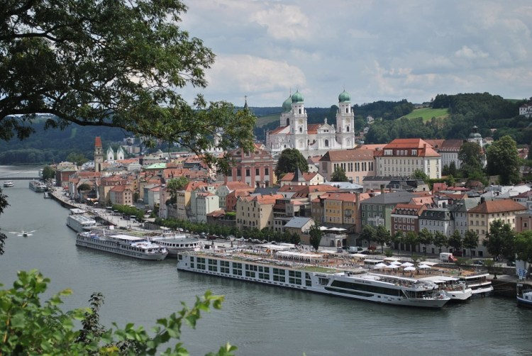 Passau Dom & Old Town