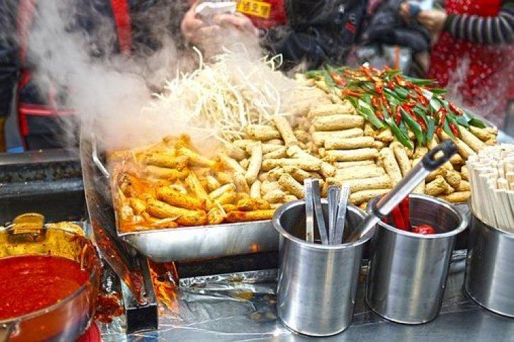 Street Food Market