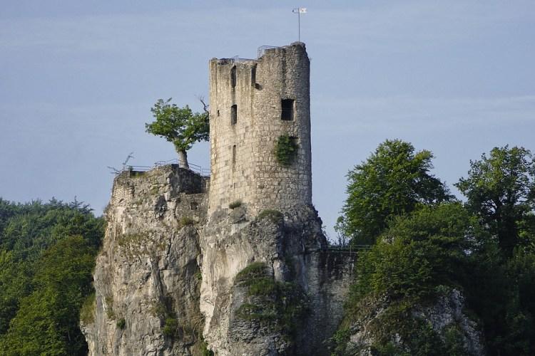 Franconia Switzerland Ruins