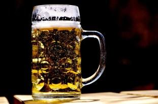 Franconian Beer In Beer Mug