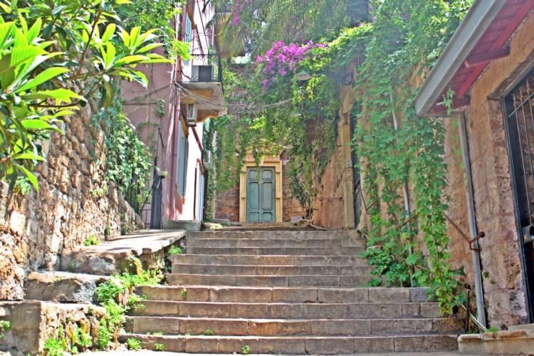 Beirut Achrafieh Architecture