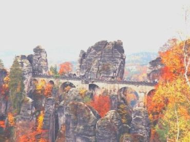 Autumn Nature Getaway: Best Viewpoints, Hikes & Highlights In Saxon Switzerland, Germany