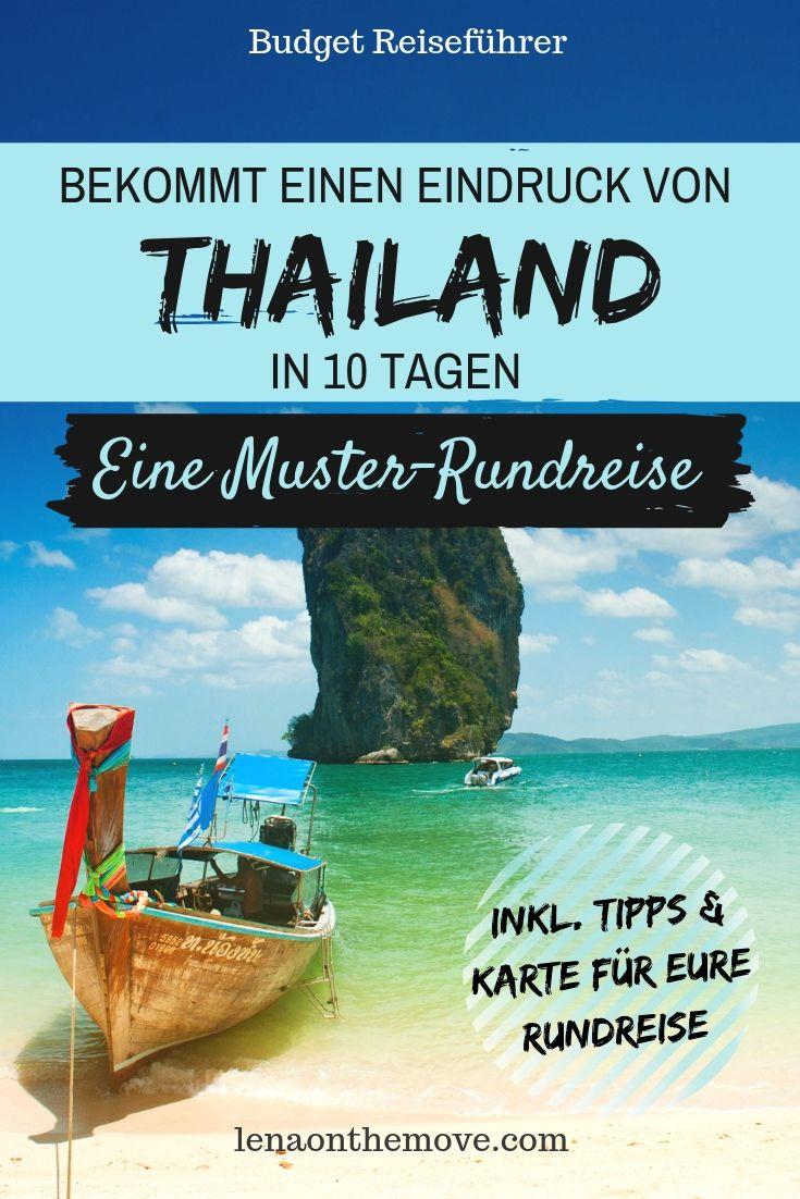 Thailand Rundreise