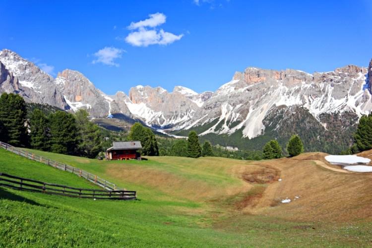 Puez Geisler Nature Park