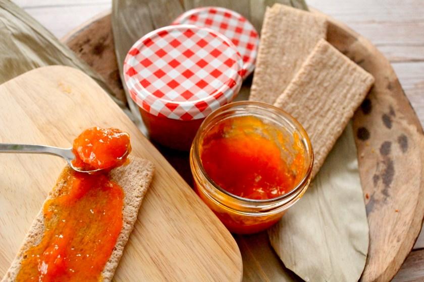 Marmelade Aprikose