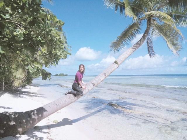Lena in paradise