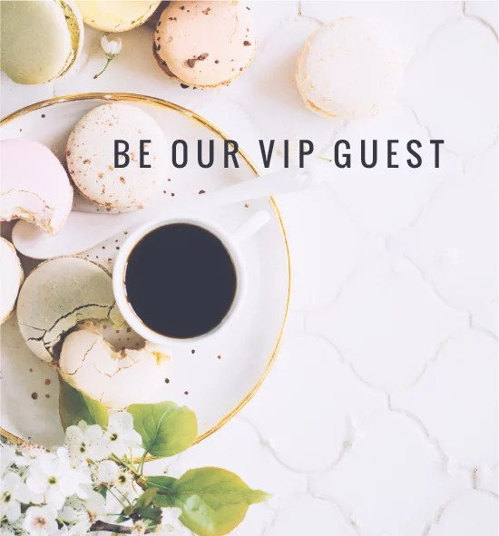 vip club for our members with discounts and freebies just registering your email
