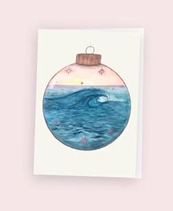 waveball-postcard