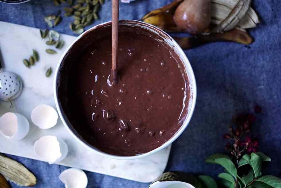 chocolate waffles_lenaskitchenblog_ingredients_wet2