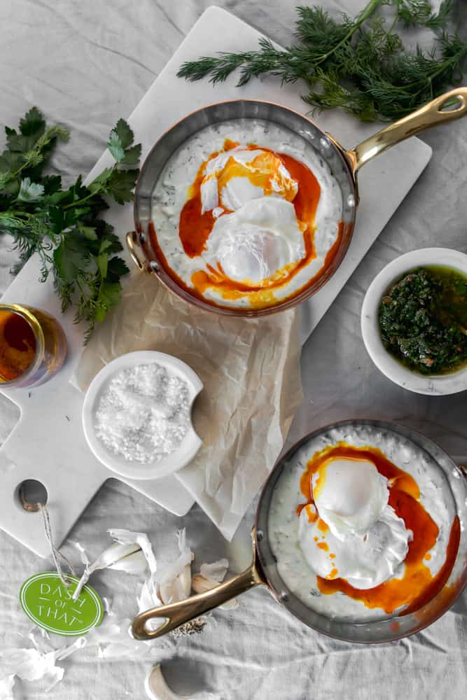 TURKISH EGGS