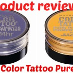 Review: Maybelline NY Color Tattoo Pure Pigments