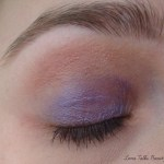 Purple makeup collaboration