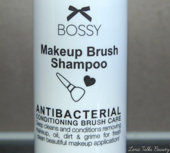 Bossy Brush Cleansing Shampoo