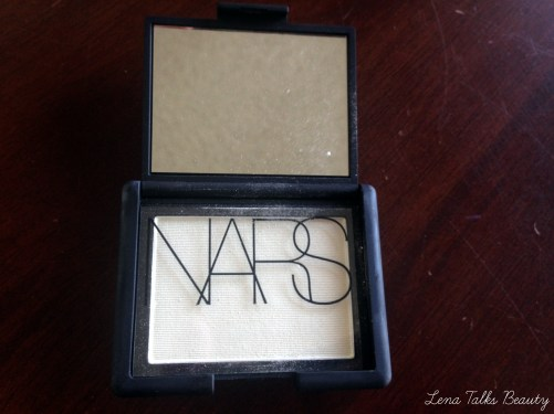 NARS albatross highlighter.33