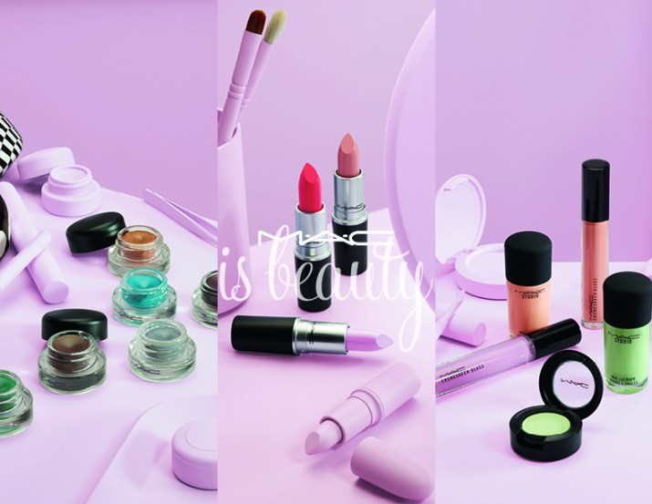 MAC is beauty collection