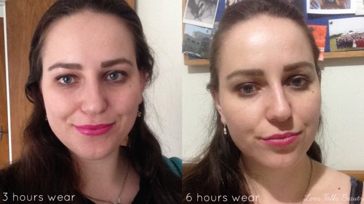 MAC Vamplify What's Going On wear time - Lena Talks Beauty